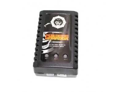 Cargador bateria DUEL CODE
