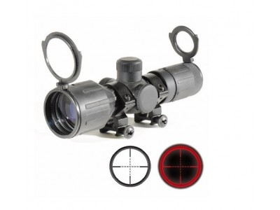 Visor SWISS ARMS 3-9X40