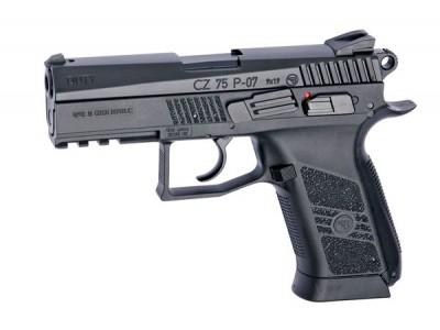 CZ 75 P07 Duty ASG