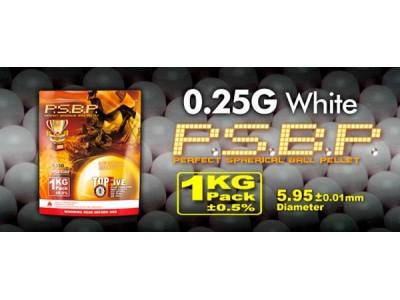 Bbs muniçao 0,25 PVC G&G