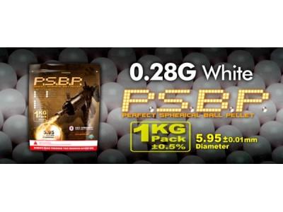 Bbs muniçao 0,28 PVC G&G