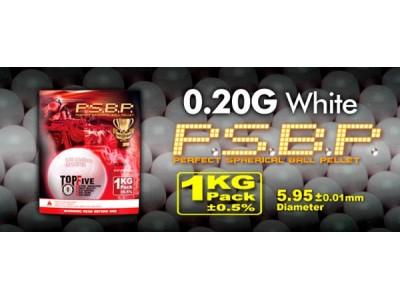 Bbs muniçao 0,20 PVC G&G