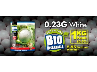 Bolas 0,23 G&G Bio