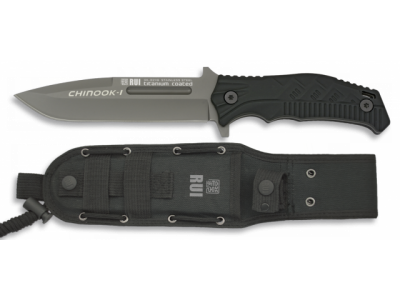 Cuchillo Tactical knife RUI CHINOOK I Negro