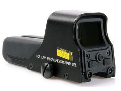 Mira Red/Verde Dot 552 Compact Delta Tactics
