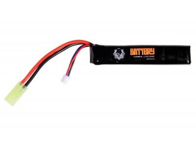 Batería Li-Po 7,4/800 15C Duel Code