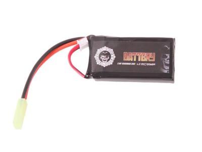 Batería LI-PO 7.4V/1500 Duel Code