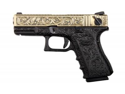 Glock 23 Ivory Royalty We