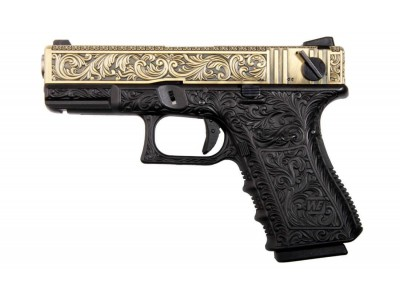 Glock 23 Ivory Royalty We