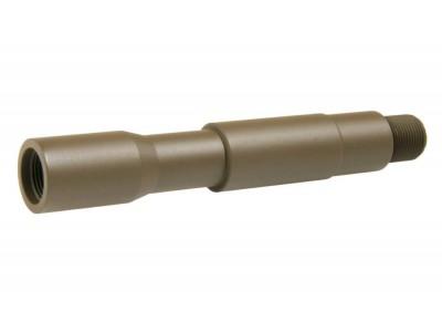Prolongador de cañón para M4-M16