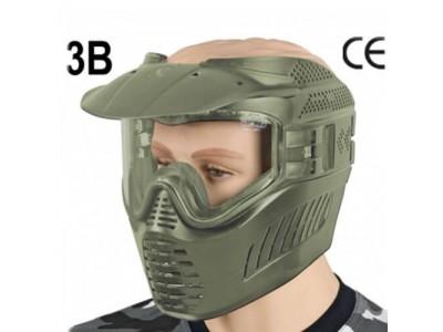 Máscara GXG Predator