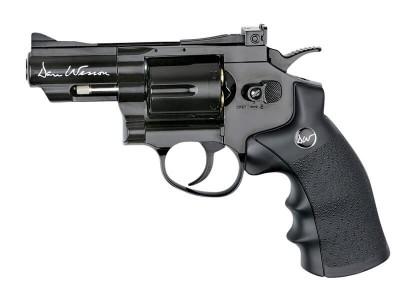 """Revolver Dan Wesson 2,5"""" ASG"""