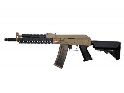 AK combat CRT Golden Eagle