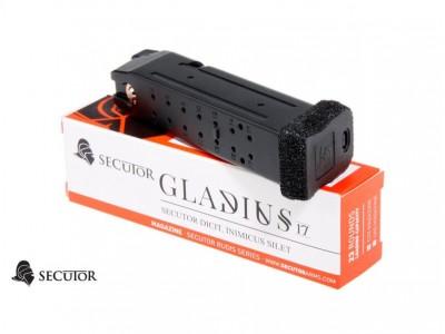 Cargador CO2 Gladius Secutor
