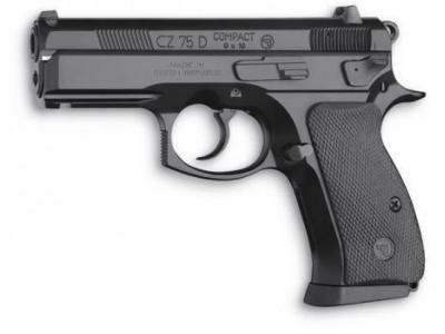 CZ 75D Compact ASG