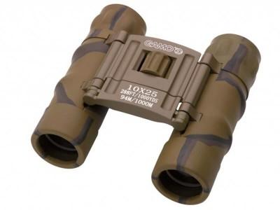 Binoculos 10x25 Camuflagem Gamo