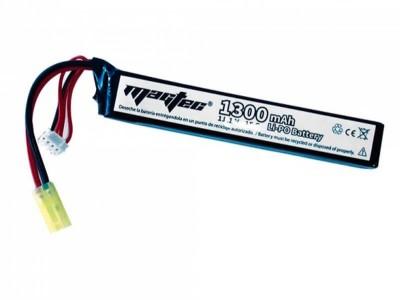 Batería LI-PO 11,1/1300 Zasdar