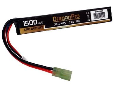 Batería LI-PO 11,1/1200 Dragonpro