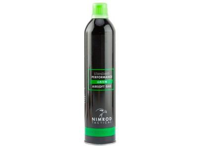 Green Gas 500 ml Nimrod
