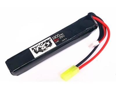 Batería LI-PO 11,1/1300 Raacoon