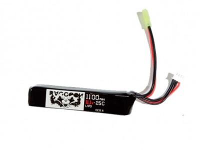Batería LI-PO 11,1/1300 Raccoon