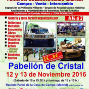 Feria Militar 'No Sólo Militaria'