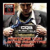 CQB Black Hole